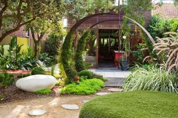 Superior Home Garden Design