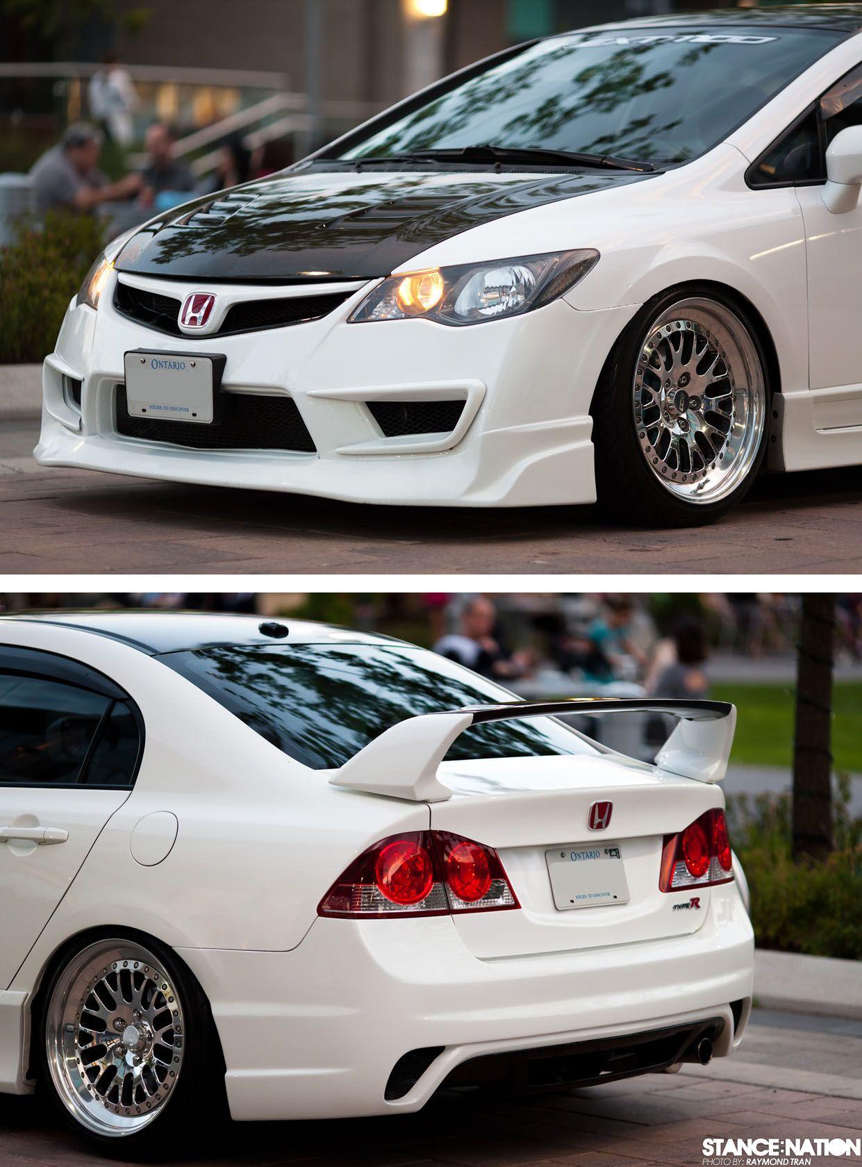 Honda Civic Modificado : honda, civic, modificado, Properly, Reppin', Toronto!, StanceNation™, Function, Honda, Civic, Sedan,, Civic,