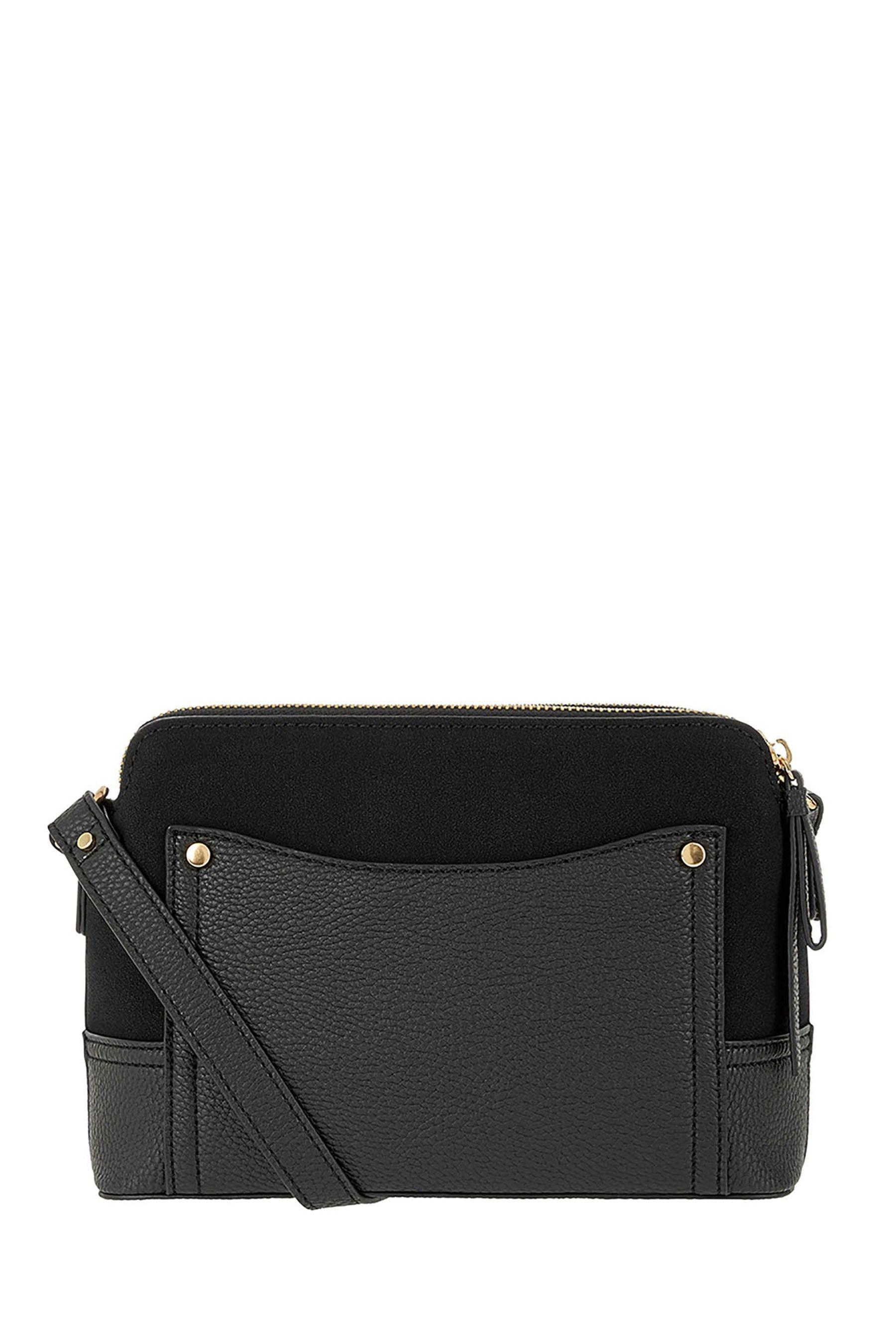 Accessorize Black Cross Body Bag