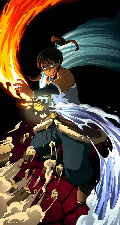 Avatar Korra by BlueTen on DeviantArt Avatar aang