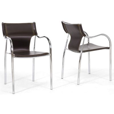 Wholesale Interiors Baxton Studio Harris Modern Dining Chair   AllModern