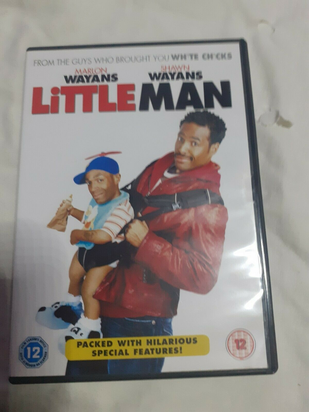 Details About Dvd Little Man Funny Comedy Film Night In 2020 With