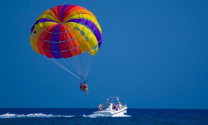 parachute ascensionnel fort lauderdale