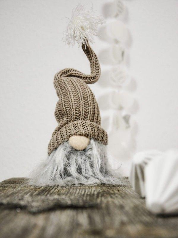 Wichtel basteln: leichte Anleitungen und originelle Ideen für Last-Minute Weihnachtsdeko