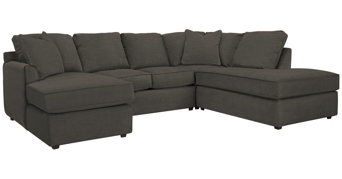 Kevin Charles Sectional Sofa Shapeyourminds Com