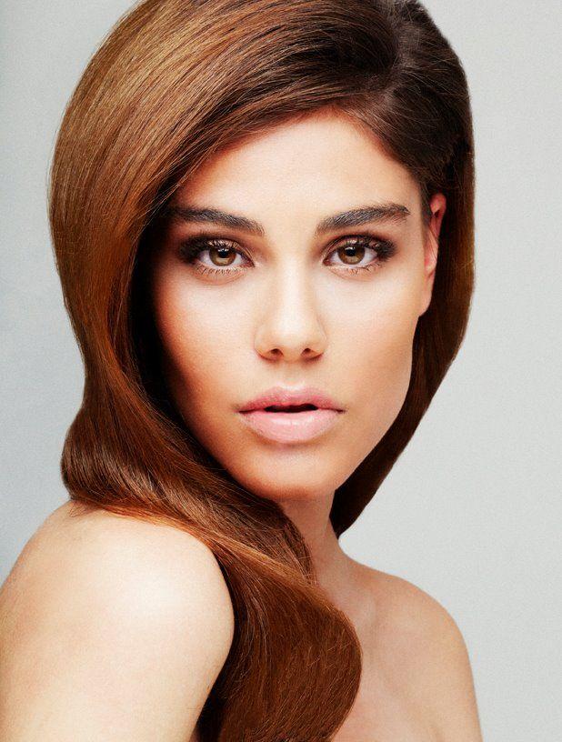 Hair & make-up Panos Kallitsis