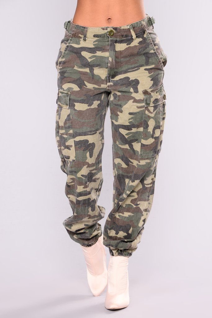 d6a6dafbd25e88 Cadet Kim Oversized Camo Pants - Camo in 2019 | styleAmbitions ...