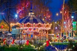franklin square christmas lights philadelphia 7 marketing philadelphia
