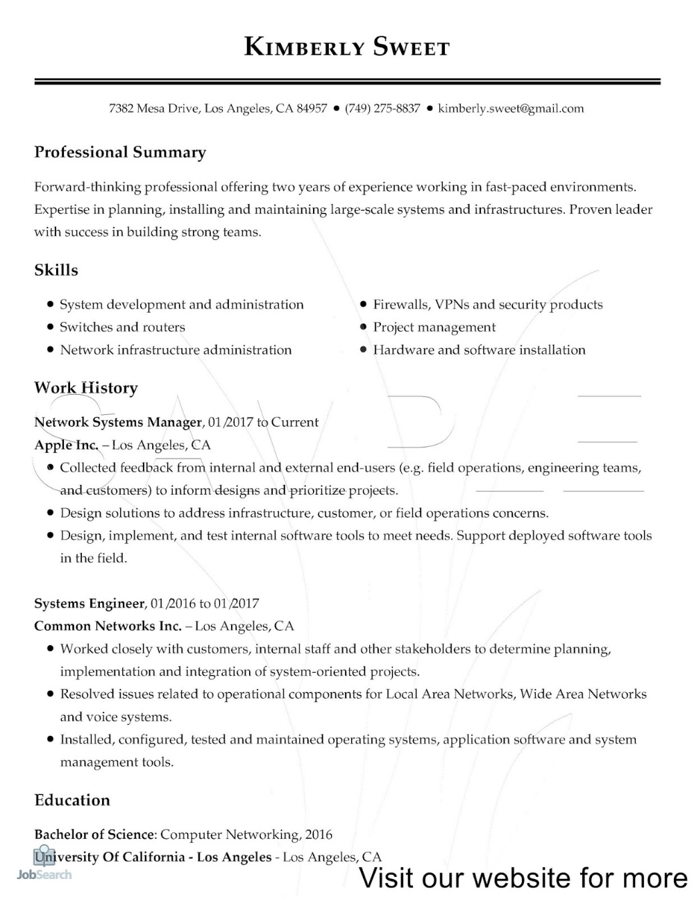 Resume Sample Format In Word For Student 2020 Resume Sample Format Simple Resume Format In In 2020 Resume Format In Word Simple Resume Format Simple Resume Examples