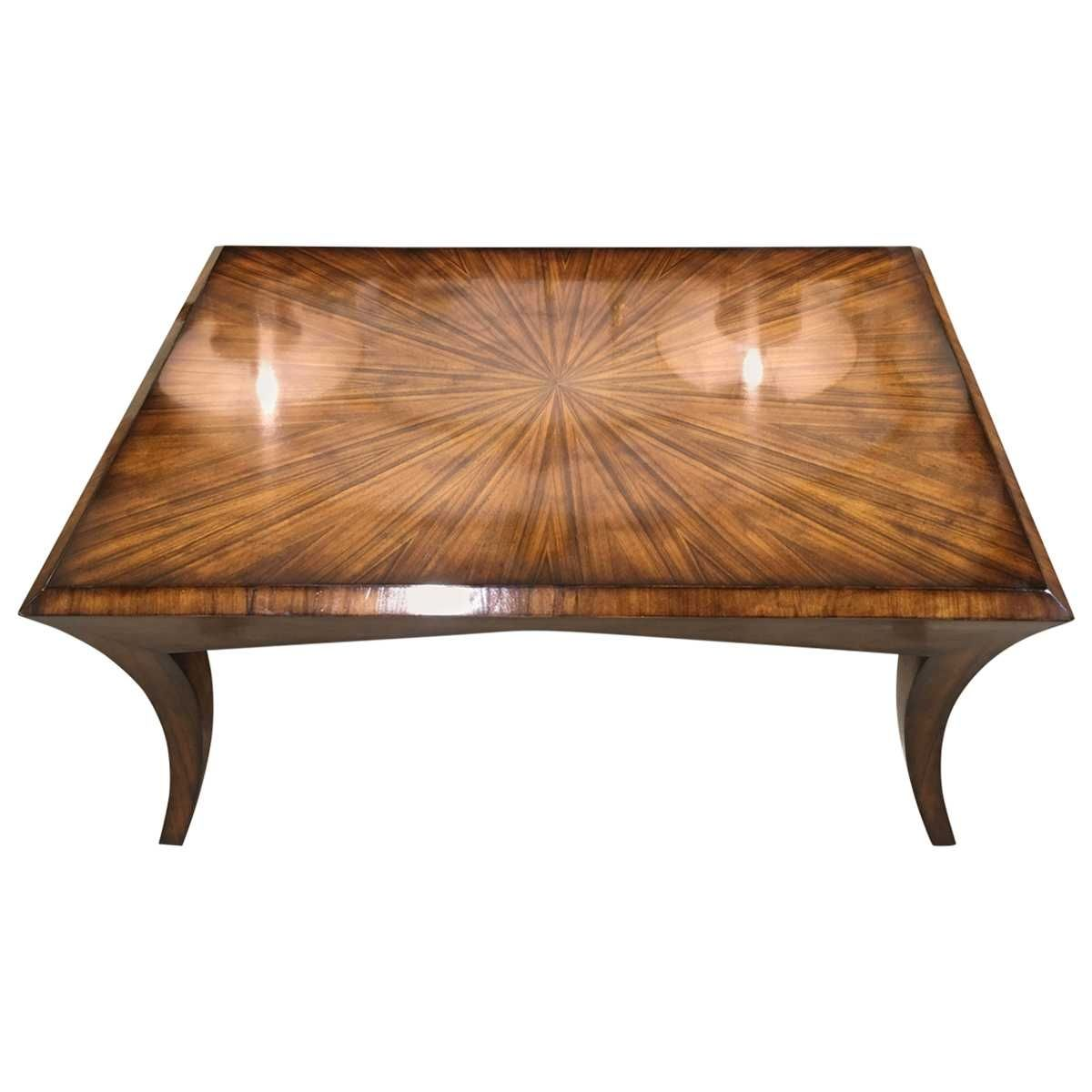 Starburst Coffee Table In 2020 Coffee Table