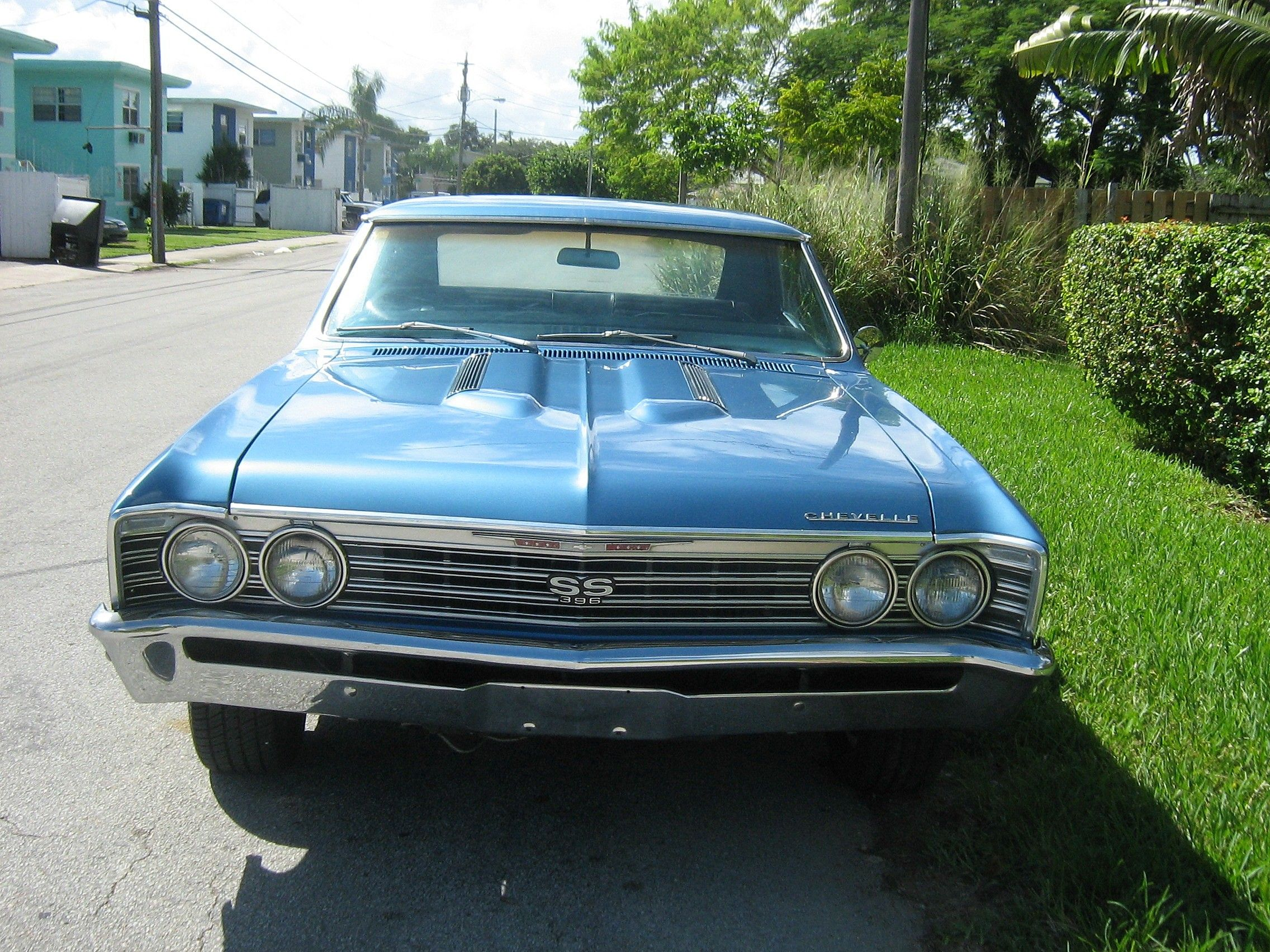 1967 Chevelle for Sale Cheap | 1967 Chevrolet Chevelle Ss Clone for ...