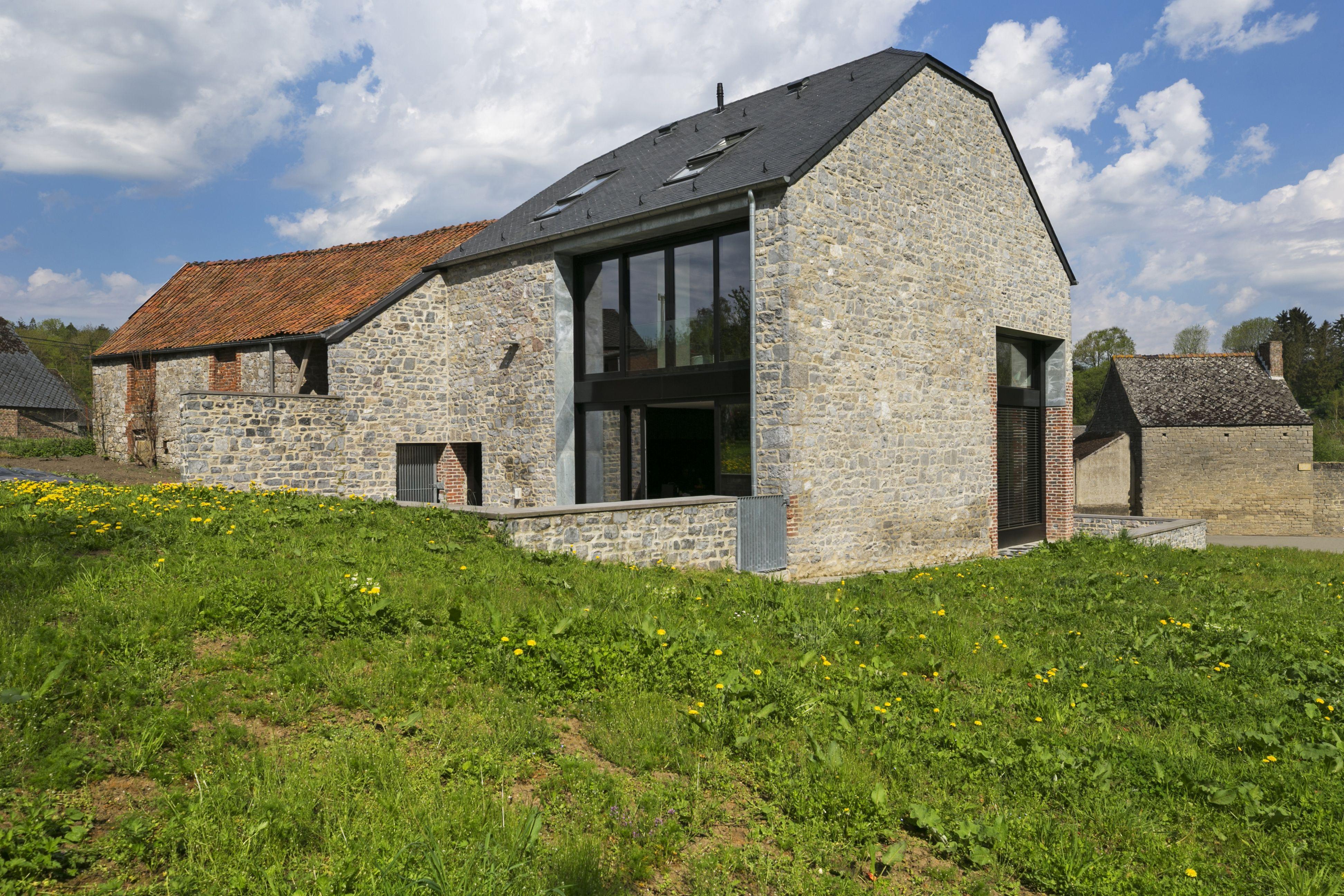 Architecture intérieure cuisine salle de bains brabant namur jodoigne