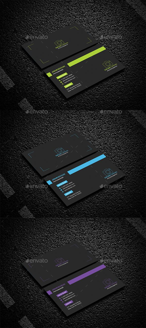 Photography business card design template business cards print photography business card design template business cards print template psd cheaphphosting Gallery