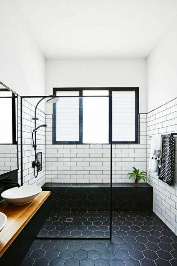 Metro Fliesen Bad - eine trendige und doch zeitlose Entscheidung fürs Badezimmer! #dreambathrooms
