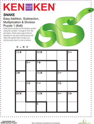 Printables Math Puzzle Worksheets 1000 images about math puzzles on pinterest squares and math