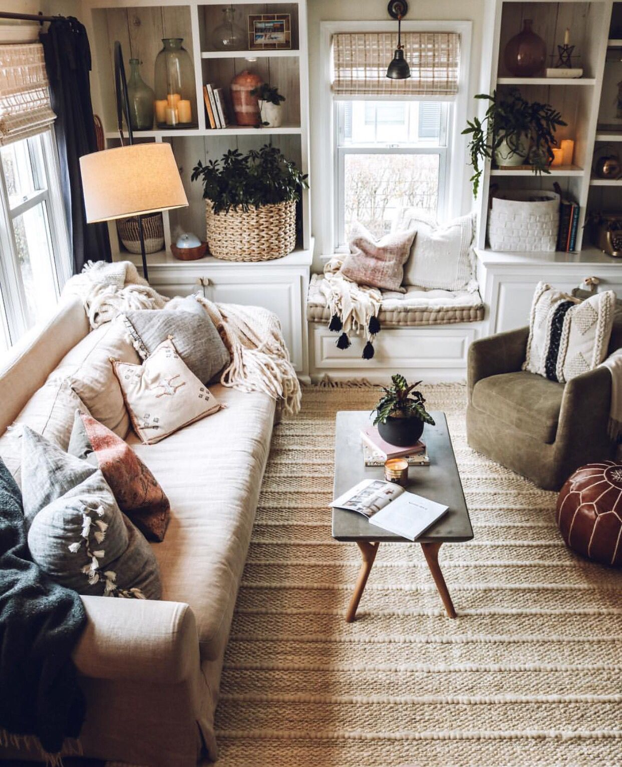Nook Coffee Table Shelving Rugs In Living Room Small Living Rooms Small Living Room