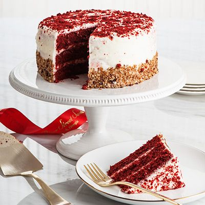 Red Velvet Layer Cake -   12 layer cake Drawing