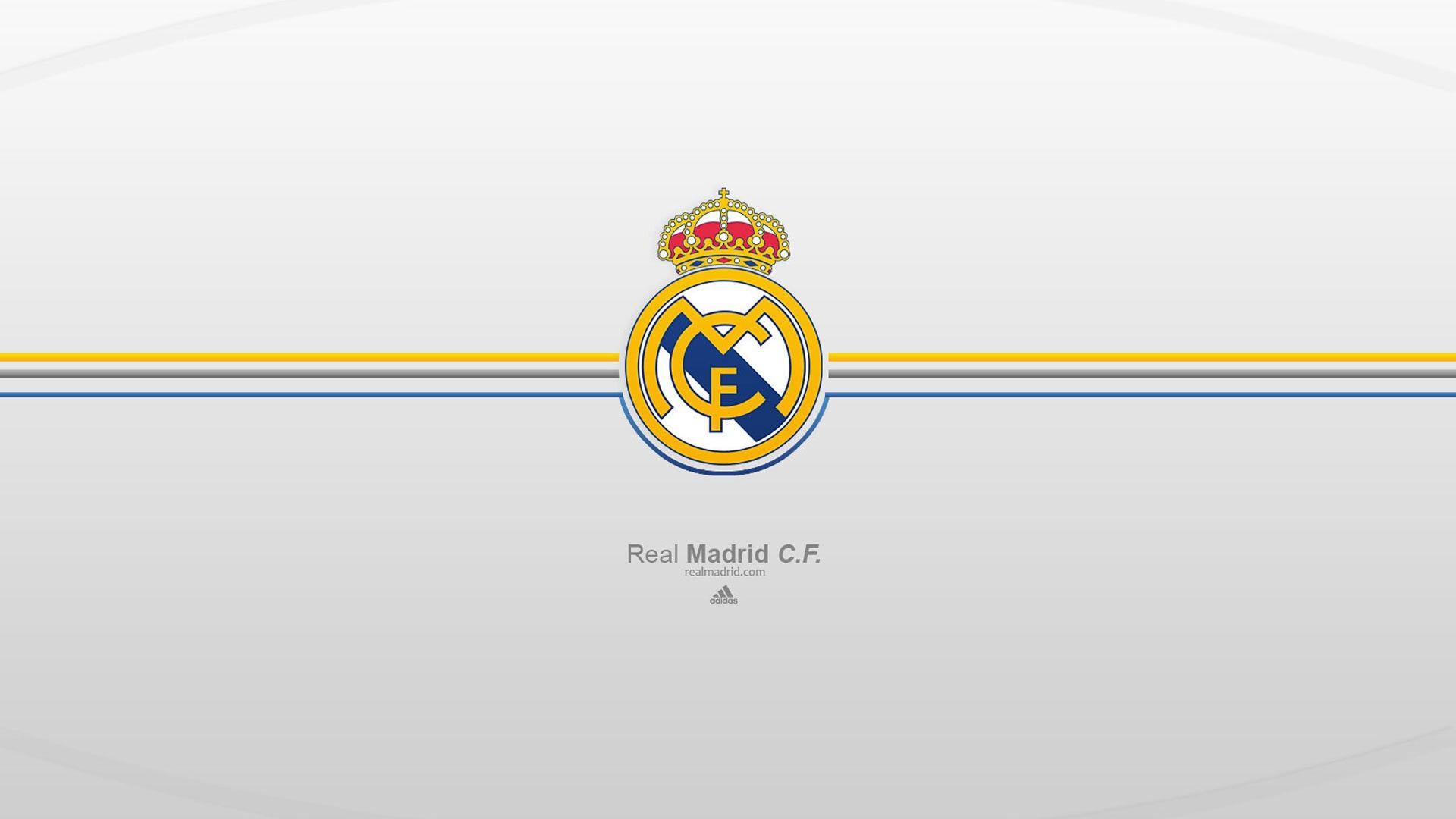 Real Madrid Soccer Camp Real Madrid Logo Wallpapers Real