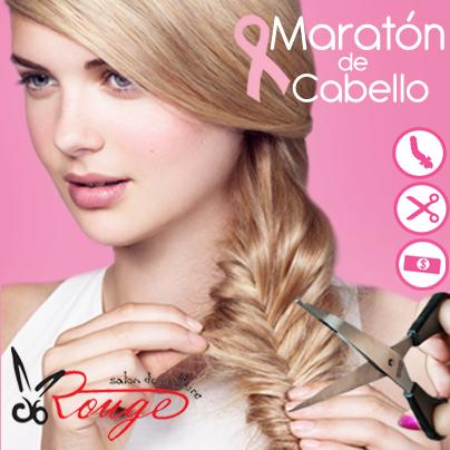 Tu mejor opción para cortar tu cabello #MaratonDeCabello #RougeSv