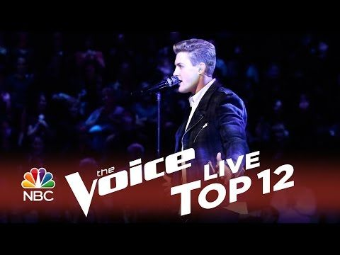 "▶ The Voice 2014 Top 12 - Ryan Sill: ""Ordinary World"" - YouTube"