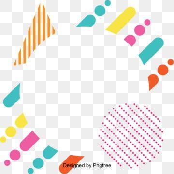 Circulo Geometrico Abstracto Resumen Geometria Lazo Png Y Psd Para Descargar Gratis Pngtree In 2020 Flower Frame Png Instagram Template Design Graphic Design Background Templates