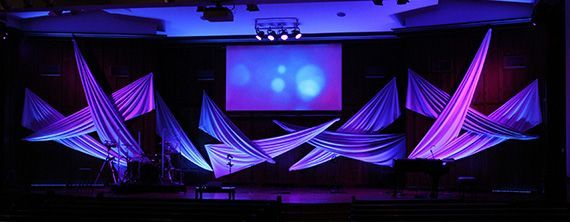 church stage design ideas giving inspiration to small and large churches to create great stage designs - Small Church Stage Design Ideas