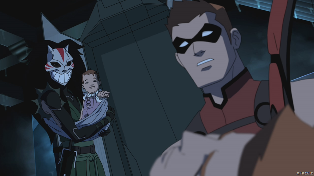 Season 2 Episode 6 Bloodlines   young justice   Young ...