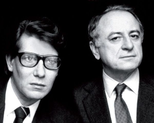 Pierre Bergé was Yves Saint Laurent s partner in business bb5c5f2036b