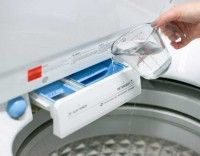 Além De Lavar Roupa Com Vinagre Você Pode Utilizar Esse Produto Para Limpar Sua Máquina Limpeza De Máquina De Lavar Truques De Limpeza Máquinas De Lavar Roupa