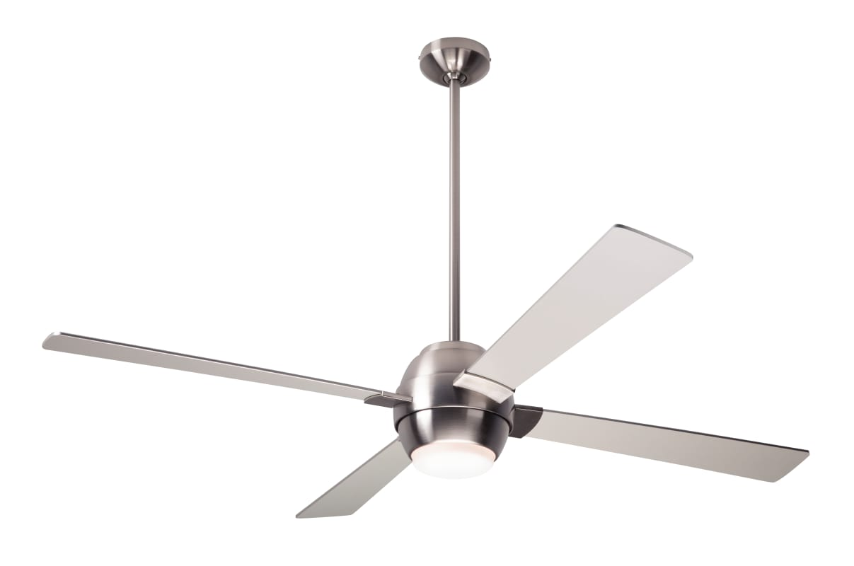 Modern Fan Co Gusto With Light Kit Modern Fan Ceiling Fan Fan