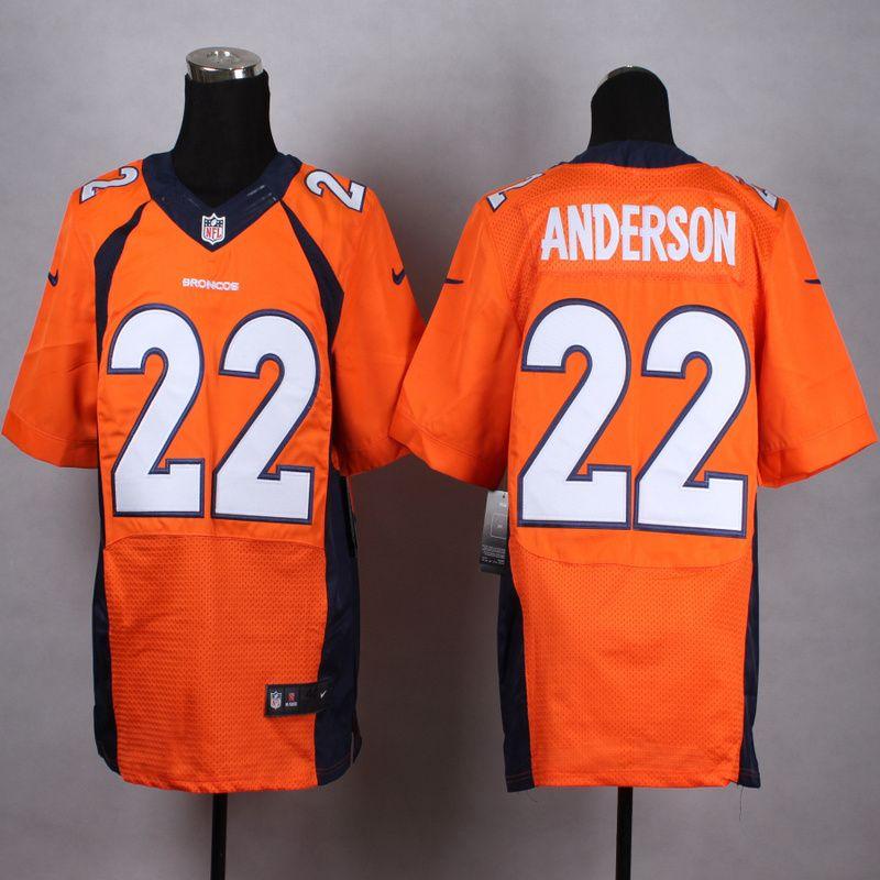 66be48b36 ... usa 2014 mens nike nfl denver broncos 22 c.j. anderson orange new elite  jerseys 691f5 f9180