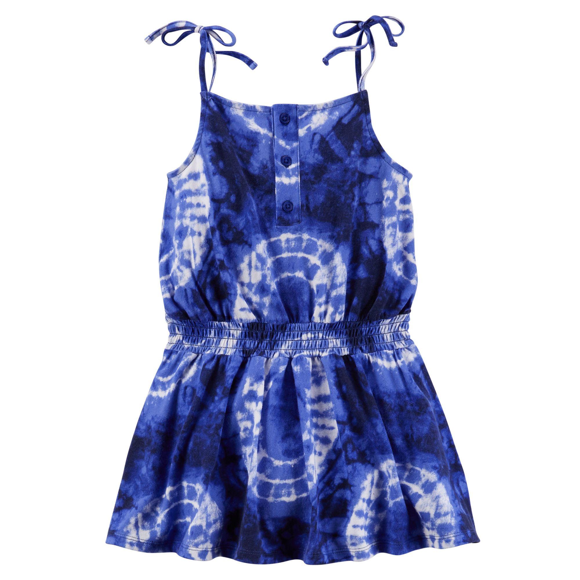 Tie Dye Jersey Dress