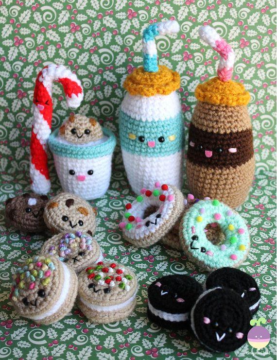 Crochet Play #Food   Crochet food, Crochet fruit, Crochet dolls   741x570