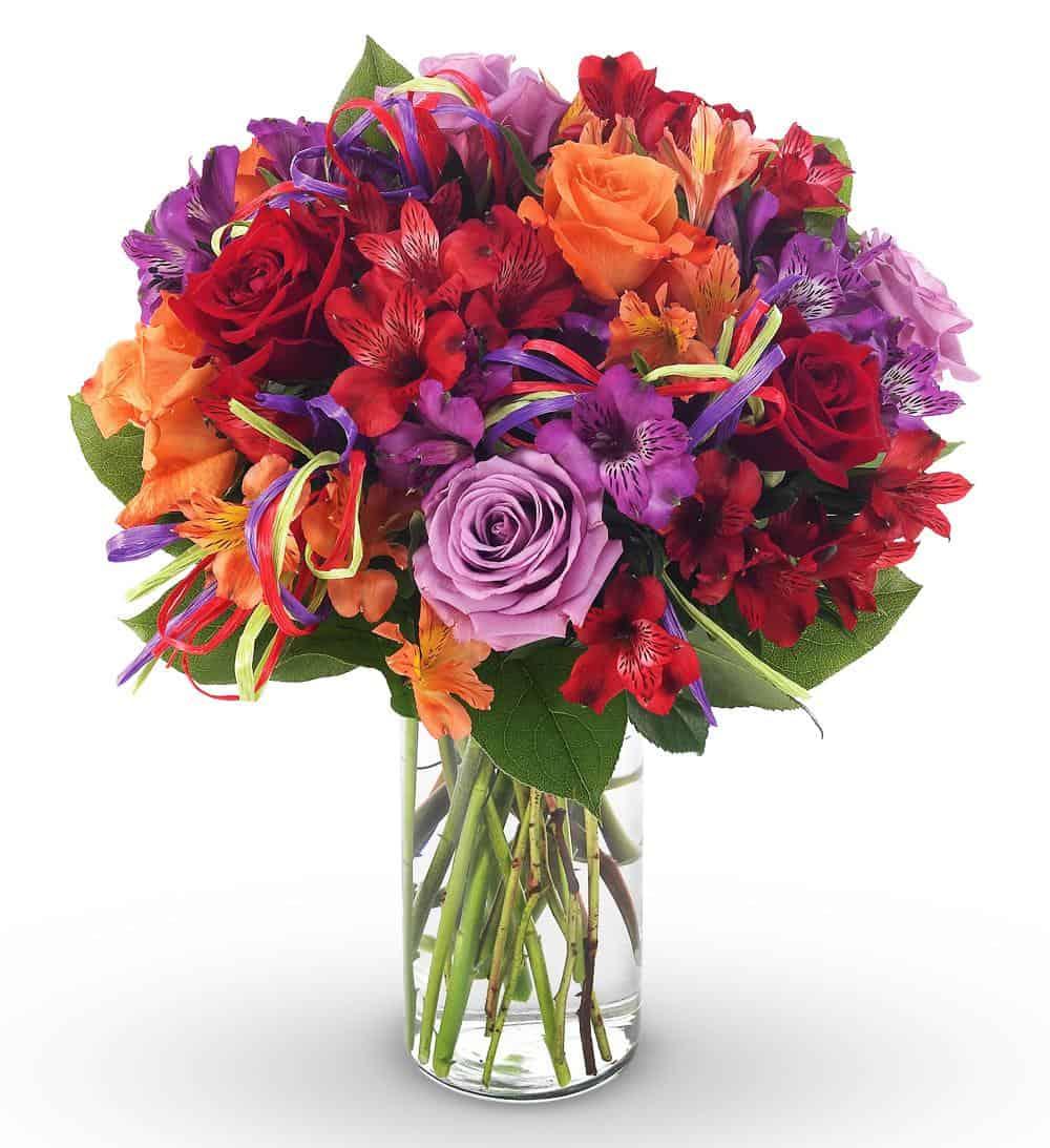 Beautiful Birthday Wishes Birthday flowers bouquet