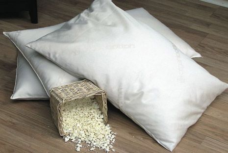 Kapok Pillow By Sachi Organics Organic Pillow Pillows Organic Kids Products