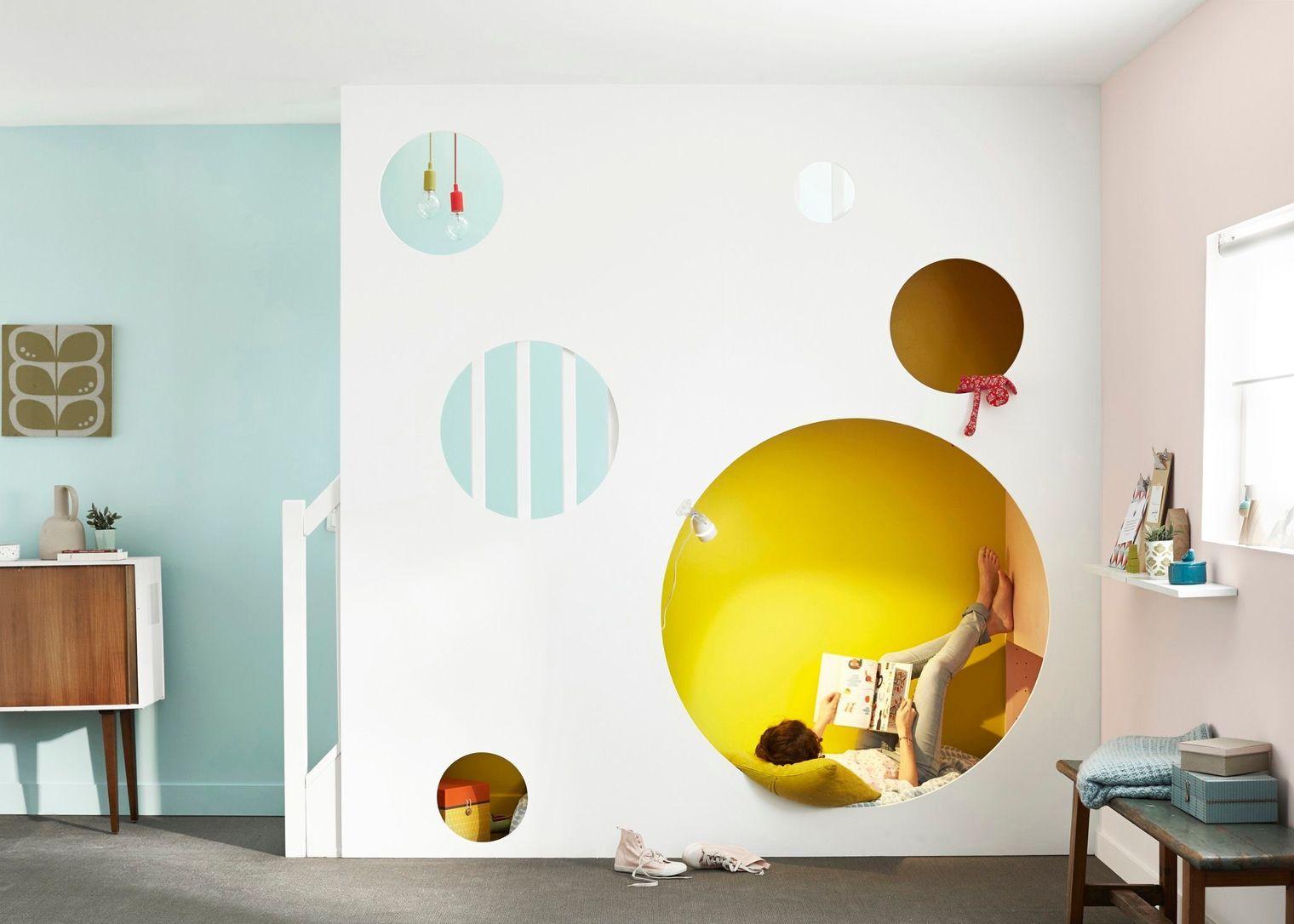 Amenagement Recoin Espace Perdu Toutes Nos Idees Deco Decoration Maison Decoration Escalier Coin Lecture Enfants