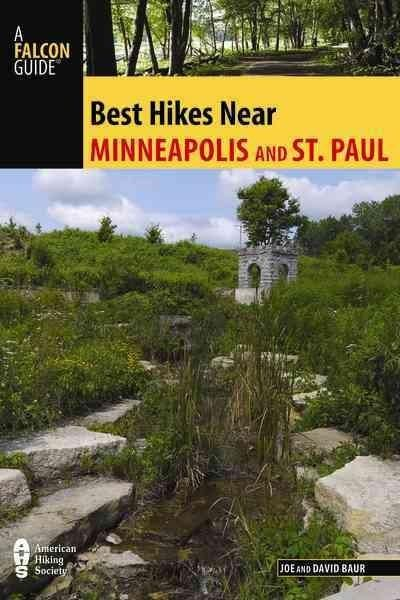Featuring more than 40 of the best hikes in the greater Twin Cities metro area…