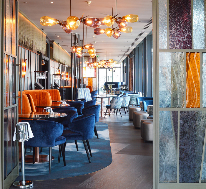 Savage Garden Restaurant Bar Design Awards In 2020 Bohemian
