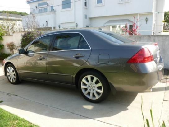 Cars For Sale: 2007 Honda Accord EX L Sedan In Manhattan Beach, CA