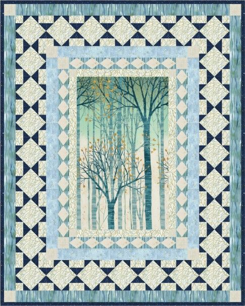 Quot Trail S End Quot Quilt Designed By Robert Kaufman Features
