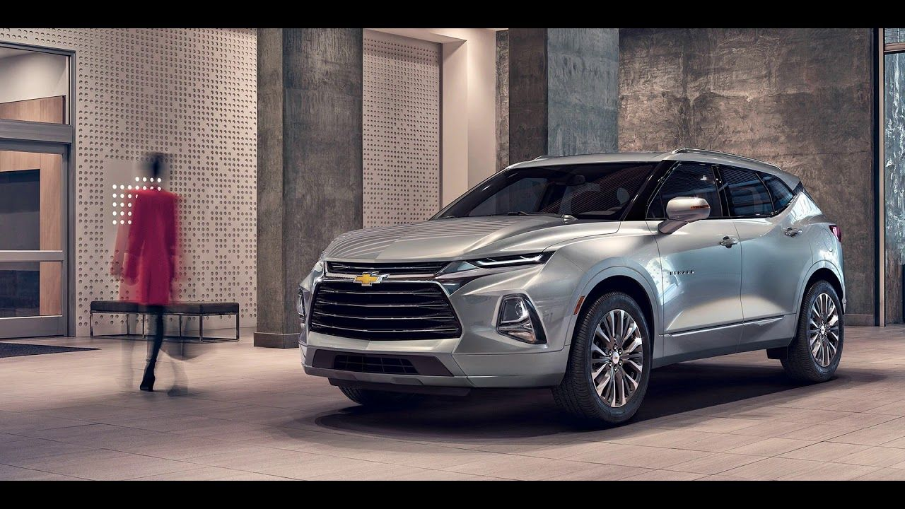 All New Chevrolet Blazer 2019 - Chevrolet Cars Review ...