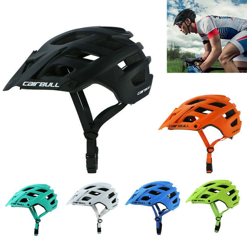 Details About New Bicycle Helmet All Terrai Mtb Road Cycling