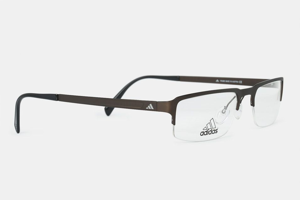 2676b5b54812 Adidas AF27 Lazair Steel Eyeglass Frame | glasses | Eyeglasses ...