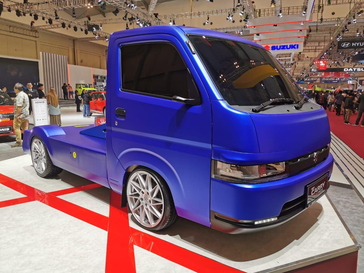 Modifikasi Mobil Suzuki 7 Tak Modifikasi Mobil Mobil Mewah Mobil