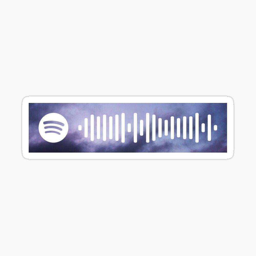 Purple Haze Jimi Hendrix Spotify Scan Code Sticker By Wandersapparel Jimi Hendrix Purple Haze Spotify [ 1000 x 1000 Pixel ]