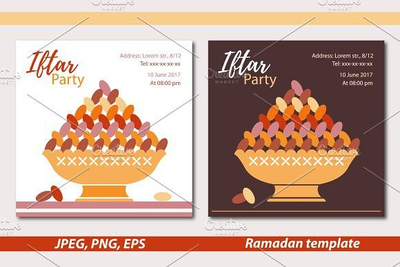 Iftar party template invitation templates invitation templates iftar party template invitation templates stopboris Gallery