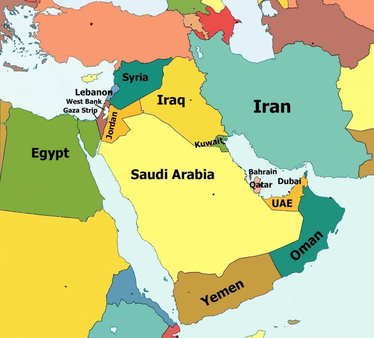 Image Result For Dubai Map Dubai Map Dubai Map
