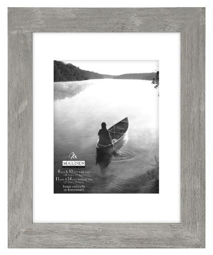 Malden International Designs 11 By 14 Inch Matted Picture Frame