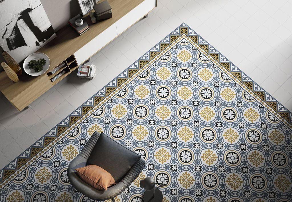 Patroontegels keramische patroontegels zijn dé nieuwste trend voor