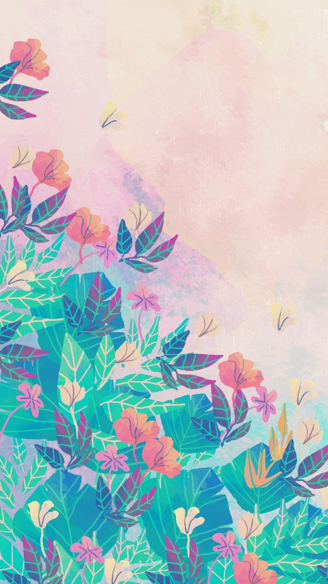 Watercolor Android Iphone Desktop Hd Backgrounds Wallpapers 1080p 4k 107509 Hdwallpap Watercolor Wallpaper Pink Wallpaper Iphone Watercolor Iphone